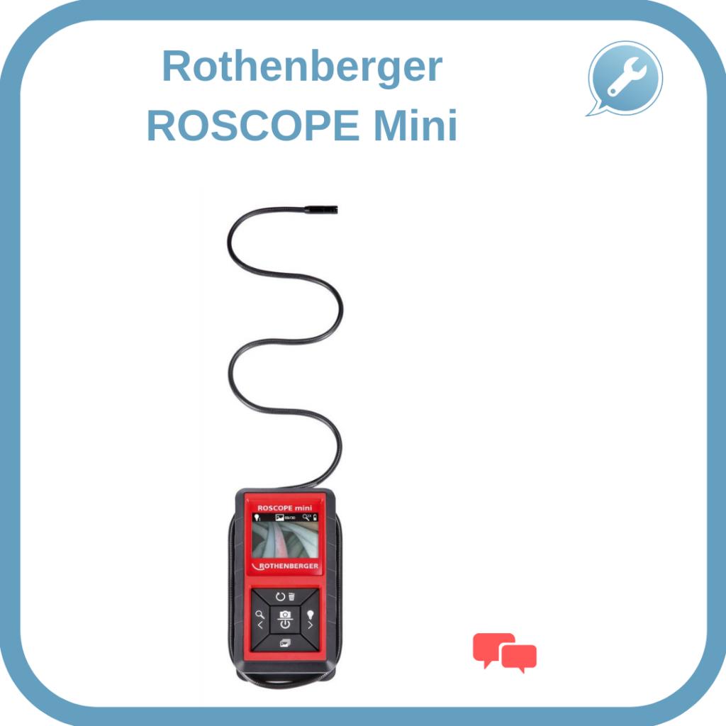 Rothenberger ROSCOPE Mini