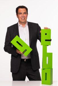 Patrick Metzler, Geschäftsführer von GEBO