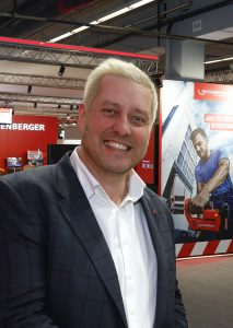 Volker Hess, Leiter Marketing bei Rothenberger