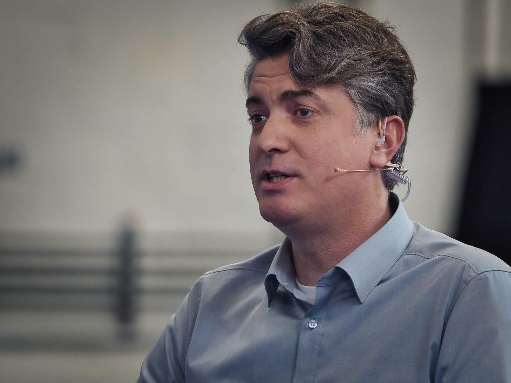 René Habers, Leiter Marketing und Presales Georg Fischer