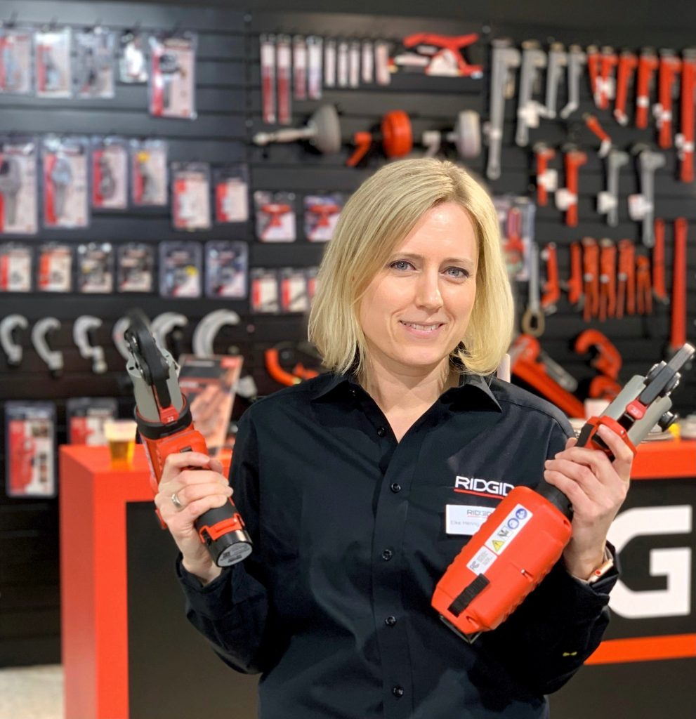Ridgid evolute Industriepartner