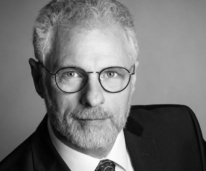 Horst Geiger Vorsitzender des Aufsichtsrats von Nexmart Evolute StartUp Launch Ausschnitt
