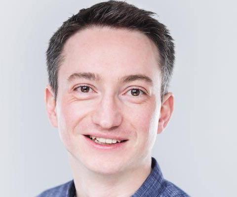 Michael Schmidt, Geschäftsführer DerBlaue Evolute StartUp Launch Ausschnitt
