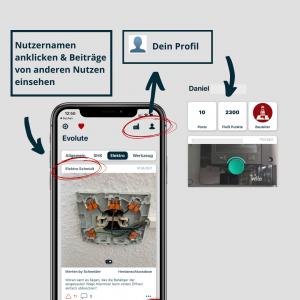 Nutzerprofil_Evolute Handwerks App